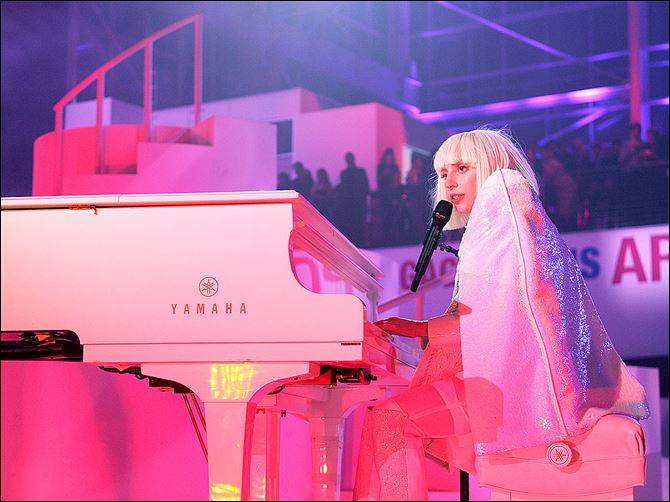 187706269CO00018_Lady_Gaga_ Lady Gaga performs in concert to present