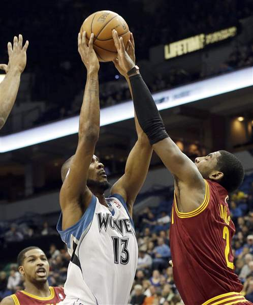 Cavaliers-Timberwolves-Basketball-4
