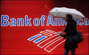 Bank of America is accused of failing to maintain foreclosed homes it owns in minority neighborhoods in Toledo, a charge the bank denies, saying it markets its properties regardless of location.