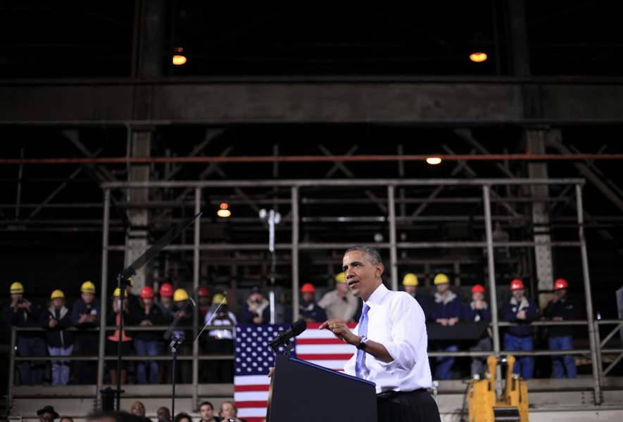 Obama-ArcelorMittal