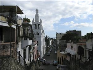 Much of Santo Domingo's urban and historical richness lives in the Zona Colonial area of the city.