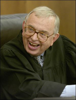 Burt Griffin, who served 30 years as a Cuyahoga County Common Pleas judge, was an assistant counsel for the Warren Commission.