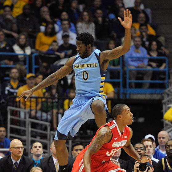 Marquette-s-Jamil-Wilson-0-flies-through-the-a