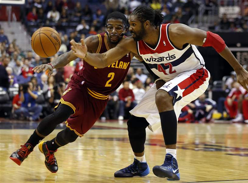 Cavaliers-Wizards-Basketball-2