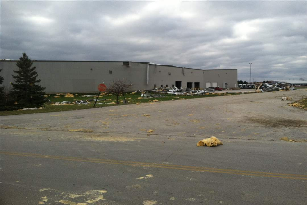 Debris-and-damage-Precision-Strip