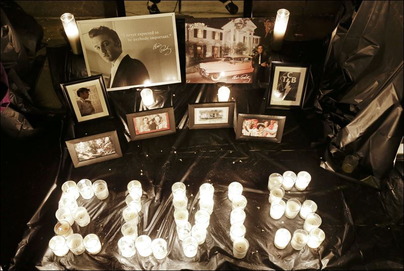 Elvis Presley's Death