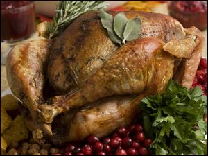 A number of local restaurants will be serving a traditional Thanksgiving dinner Thursday.