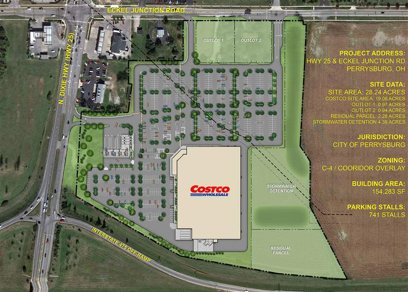 Costco-Plan-at-Eckel-Junction-and-N-Dixie-Hwy