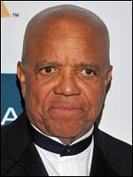 Motown Records founder Berry Gordy Jr.
