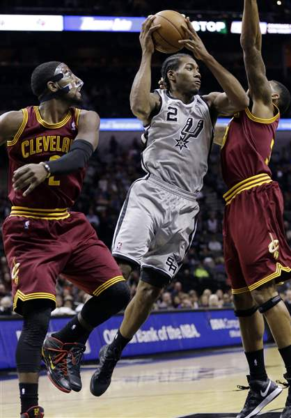 Cavaliers-Spurs-Basketball-3