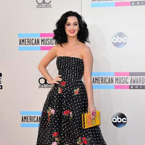 AMAS-KATY-PERRY-ARRIVAL
