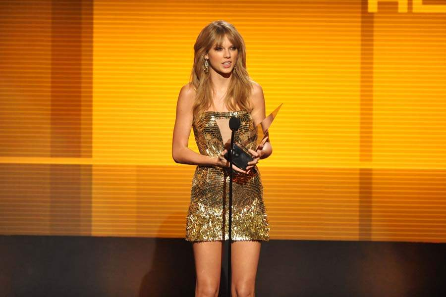 amas-taylor-swift-favorite-album