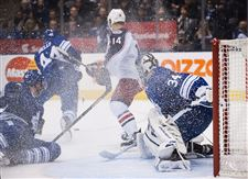Blue-Jackets-Maple-Leafs-Hockey