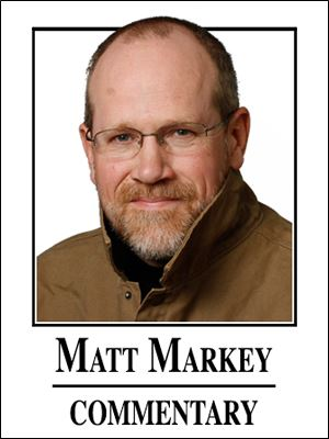 Matt Markey.