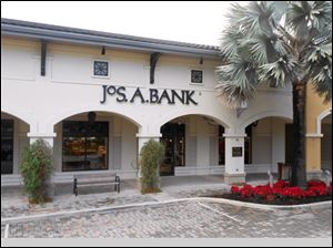 Jos. A. Bank's attempt to buy Men's Warehouse has apparently died, and now Men's Warehouse is seeking to buy Jos. A. Bank.