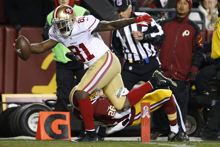 APTOPIX-49ers-Redskins-Football