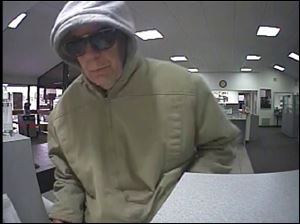 The Monroe County Sheriff's Office is reporting a robbery at KeyBank, located at 1535 North Telegraph in Frenchtown Township, corner of North Telegraph & Stewart Road, on Wednesday.