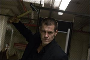 Josh Brolin in a scene from 'Oldboy.'