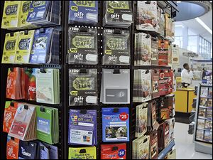 Gift cards continue their strong popularity with American