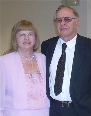 Margaret and Wilbur McCoy were killed in a crash on the Ohio Turnpike near Fremont on Thursday.