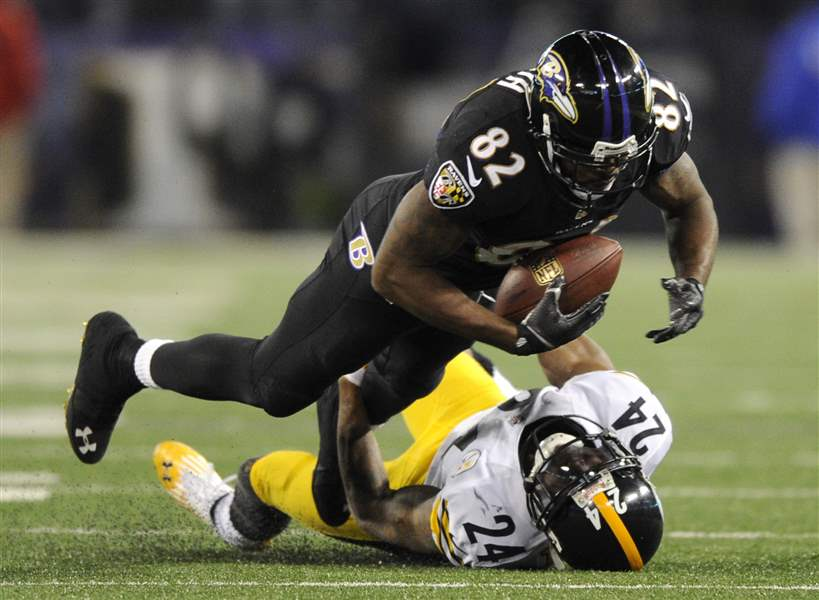 Steelers-Ravens-Football