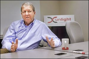 Xunlight Corp. President John Buckey says the changes the company plans will cut its costs by 38 percent and decrease its production time. The firm has failed to pay some of its vendors and has struggled to fill orders.