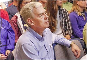 State Sen. Randy Gardner (R., Bowling Green) sponsored Senate Bill 229, which lowers the mandatory student achievement component for rating teachers in school districts from 50 to 35.