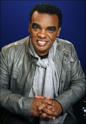 Ronald Isley of the Isley Brothers has been making music since 1957.