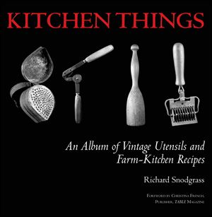 "Kitchen Things"" by Richard Snodgrass."
