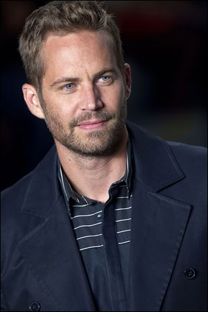 Paul Walker  was 40.