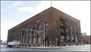 The developers of the Standart Lofts have bought the Berdan Building, across from Fifth Third Field, and plan to renovate it.