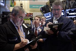 Major stock indexes dropped slightly in trading on Monday.