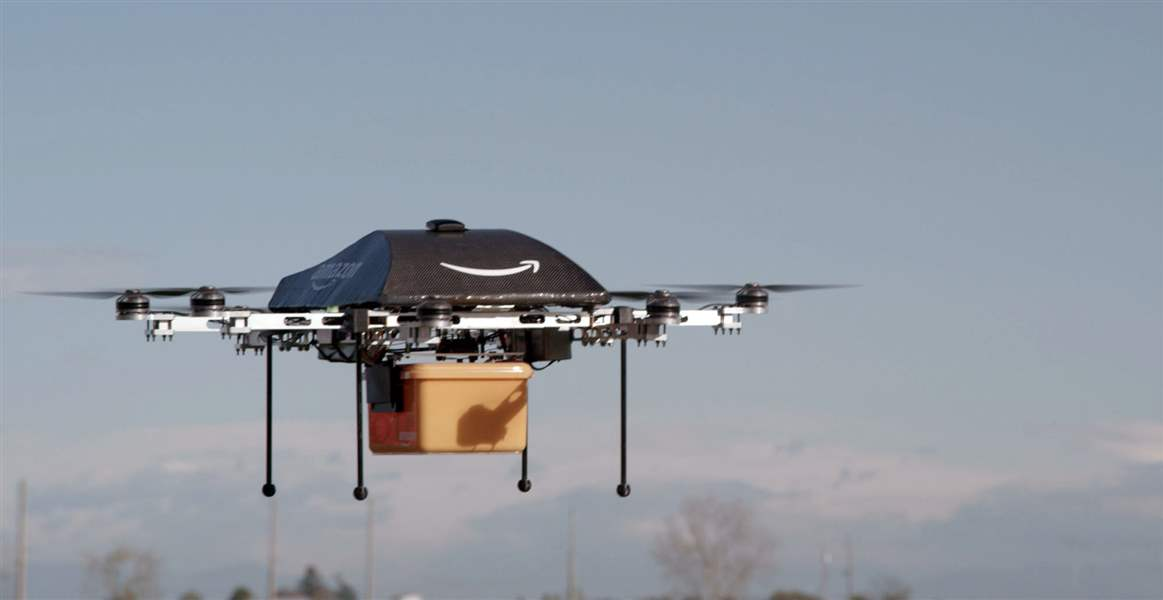 Amazone-Drone-Delivery