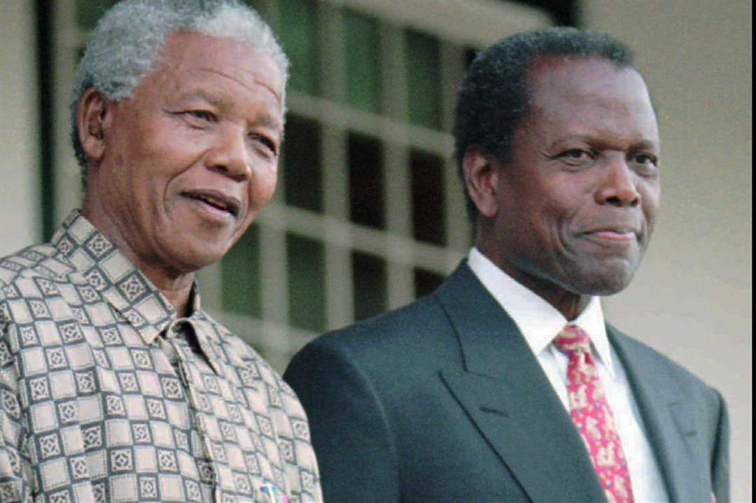 Obit-Mandela-Celebrities