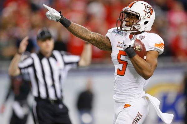 Bowling-Green-State-University-player-Ronnie-Moore-5-scor