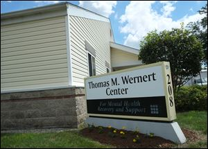 At the Wernert Center, 208 W. Woodruff Ave., 'we've focused not just on mental health, but on total wellness,' says its executive director, Kelly Skinner.