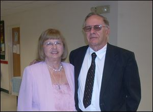 Margaret and Wilbur McCoy were killed in a crash on the Ohio Turnpike near Fremont on Thanksgiving.