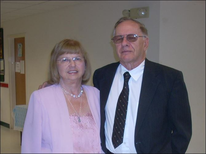 CTY  Margaret and Wilbur McCoy Margaret and Wilbur McCoy were killed in a crash on