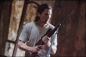 Christian Bale in a scene from