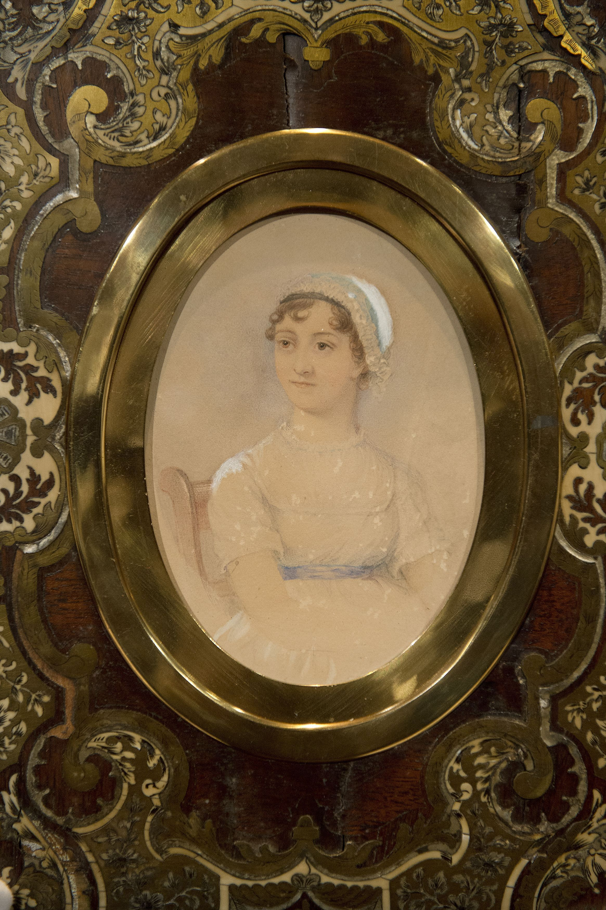 Portrait Of Jane Austen Fetches 270 000 On Block The Blade