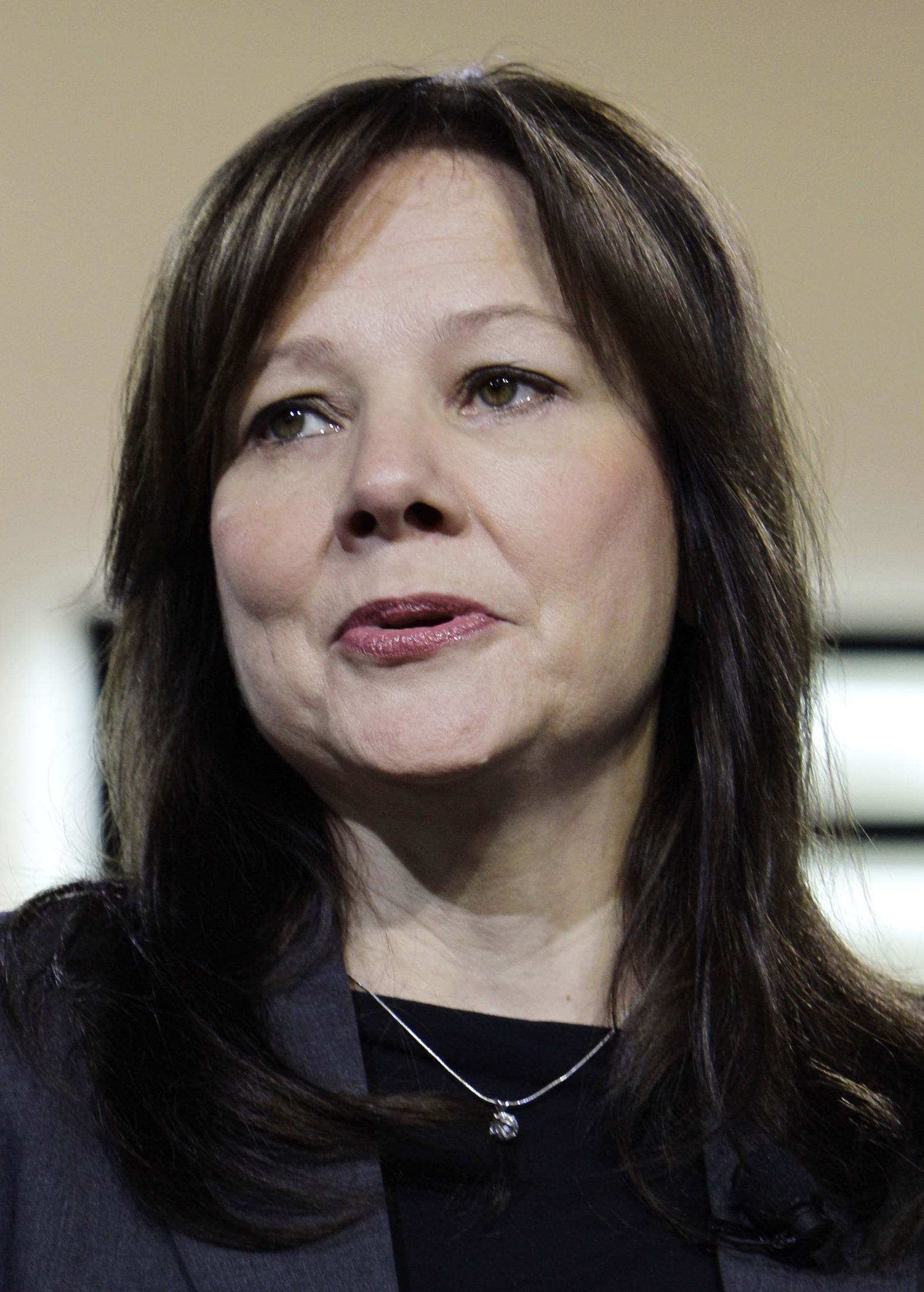 Gm Names Mary Barra Ceo  1st Woman To Head Car Company