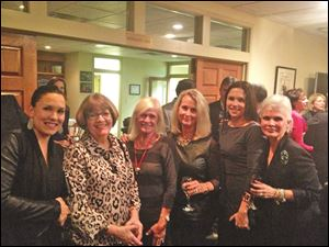 Andrea DeWood, Joanne Jackson, Joyce Okman, Susan Stahle, Courtney Cohen, and Cynthia Hoffman were par tof The Order of Elves
