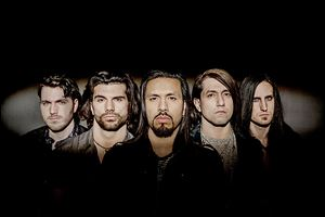 Pop Evil will perform Sunday at Mainstreet Bar and Grill.