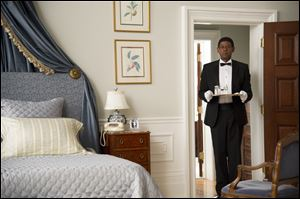 """The Butler"" was entirely excluded from the nominee list, including Forest Whitaker in the title role."
