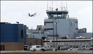 Toledo Express Airport supports more than 1,000 jobs, with an economic impact on the community of $200 million a year.