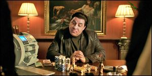 Steven Van Zandt stars in the Netflix original series 'Lilyhammer.'