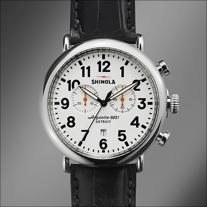 Upscale watch company keeps on ticking in detroit toledo blade for Shinola watches
