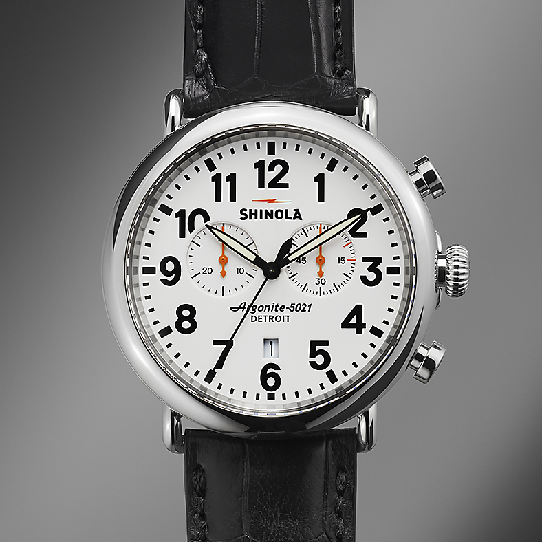 Upscale watch company keeps on ticking in detroit the blade for Shinola watches