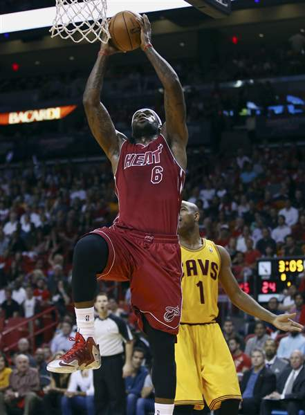 Cavaliers-Heat-Basketball-13