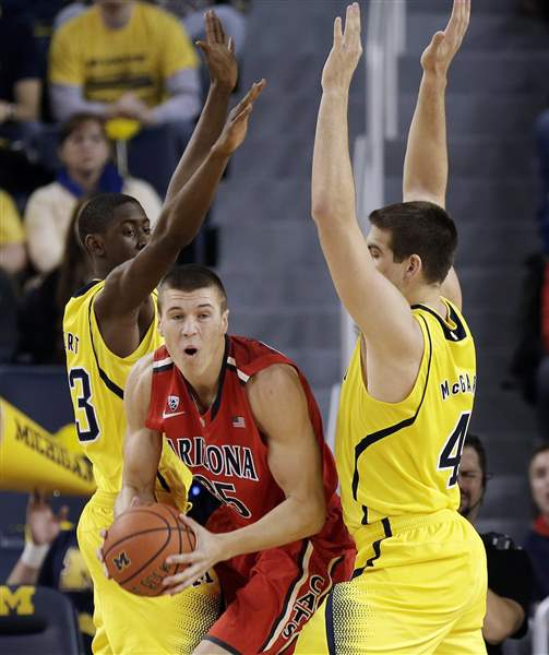 Arizona-Michigan-Basketball